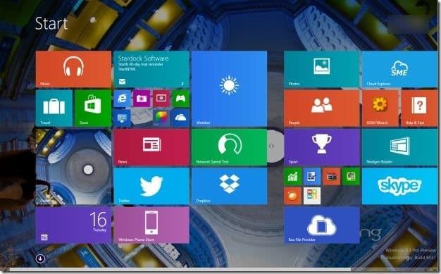 Hacer que Windows 8 se vea como Windows 7 Picture11