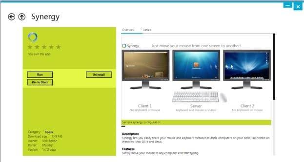 RT Desktop Store instale programas de escritorio en Windows RT picture2