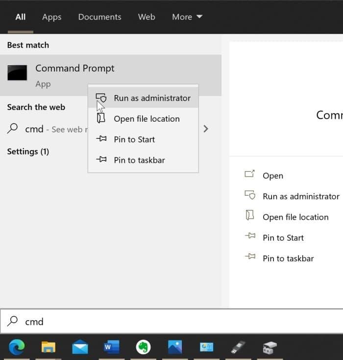 compruebe si un disco es GPT o MBR en Windows 10 pic5