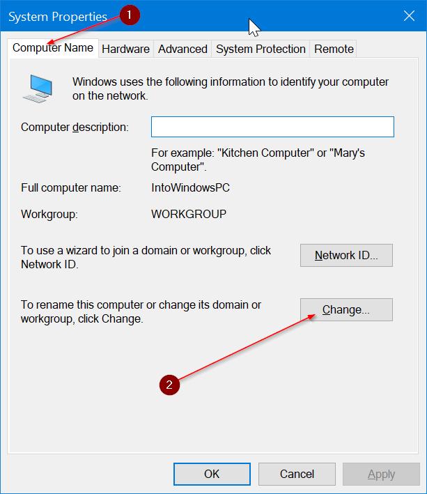 cambiar el nombre de bluetooth en Windows 10 pic2