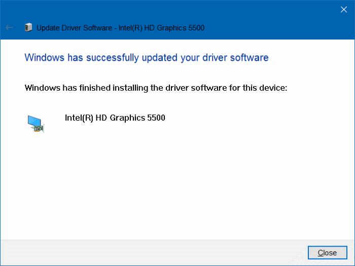 no se puede ajustar el brillo en Windows 10 step8