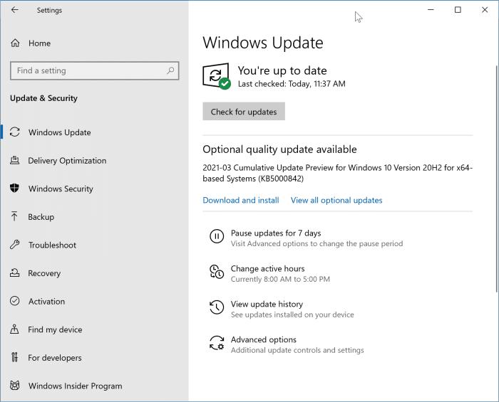reinstale el controlador de Bluetooth en Windows 10 pic1