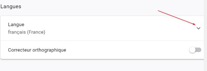 cambiar el idioma de google chrome al inglés pic4.1
