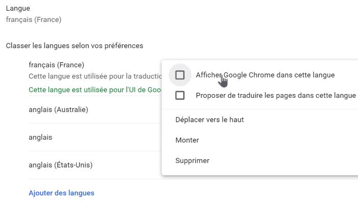 cambiar el idioma de google chrome a ingles pic7