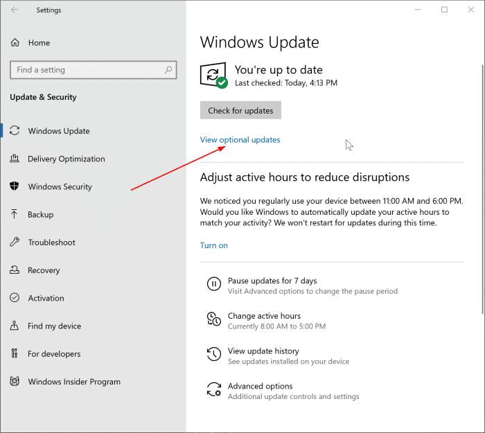 actualizar el controlador de pantalla en Windows 10 pic02