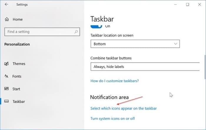 Windows 10 muestra el icono de Ethernet en lugar de Wi Fi pic3