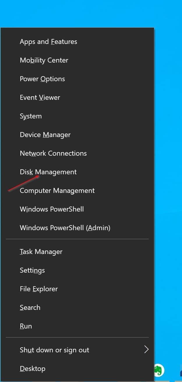 compruebe si un disco es GPT o MBR en Windows 10 pic1
