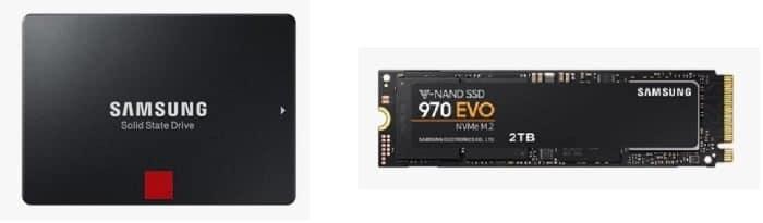 compruebe si su PC tiene SSD NVMe o SSD SATA en Windows 10 pic01