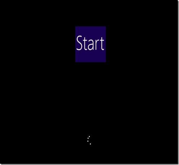Cambio de la pantalla de inicio de Windows 8.1 paso 5