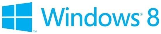 Logotipo de Windows 8