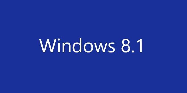 arrancar directamente en el escritorio de Windows 8.1