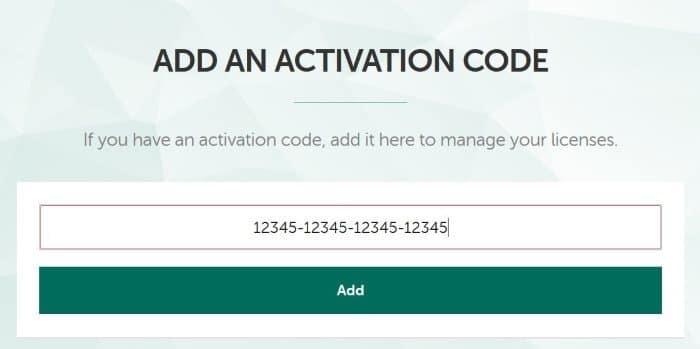 comprobar la validez del código de activación de Kaspersky pic01