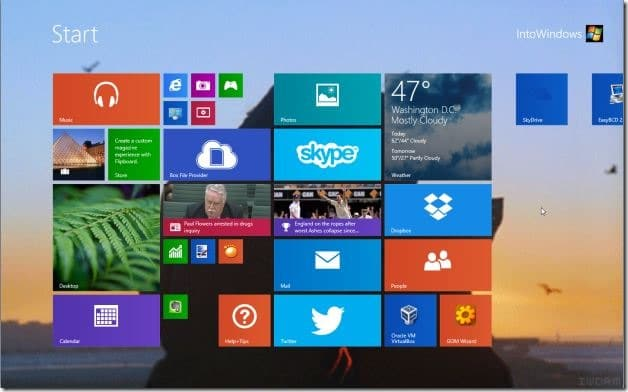 Establecer fondo de pantalla animado o video como fondo de la pantalla de inicio