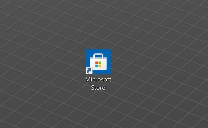 crear acceso directo en el escritorio para la aplicación Store en Windows 10 pic2