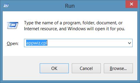 Desinstalar HP Quick Start en Windows