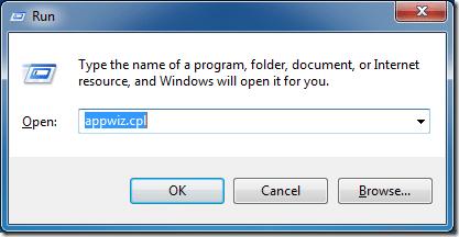 Internet Explorer IE de desinstalación de Windows 7