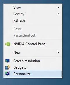 Habilitar el sonido de inicio de Windows en Windows 8