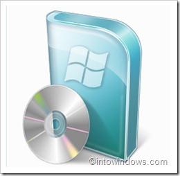 DVD de Windows 7