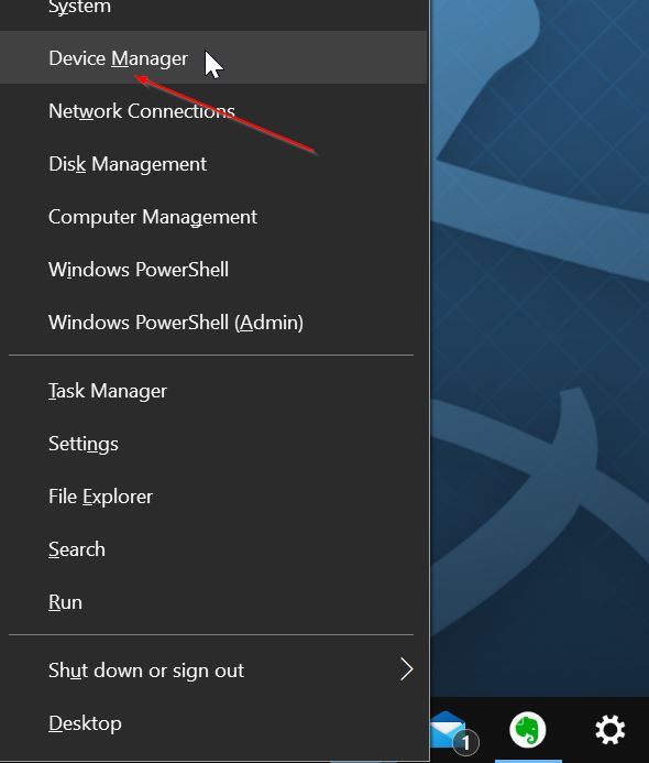 reinstalar el controlador de audio de Windows 10