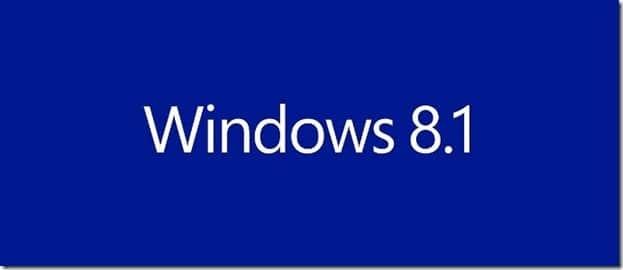 configuración de apariencia avanzada Windows 8.1