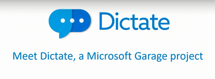 Dictar voz a texto para Office Word powerpoint y outlook
