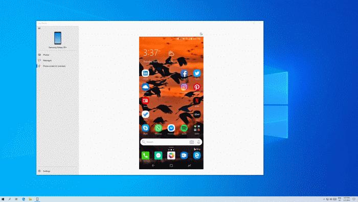 Ejecute aplicaciones de Android en Windows 10 sin emuladores