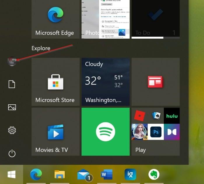 bloquear Windows 10 pc1