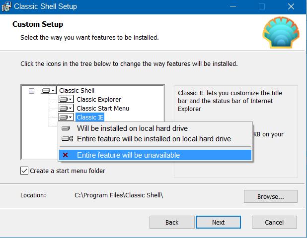 hacer que Windows 10 se vea como Windows 7 pic1