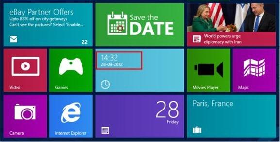 Reloj-para-Windows-8