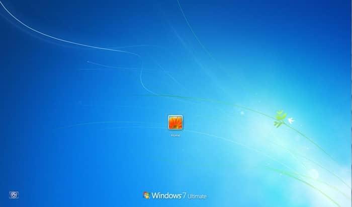 Corregir el botón de apagado que falta en la pantalla de inicio de sesión de Windows 7