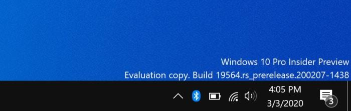 Falta el icono de bluetooth en la bandeja del sistema de Windows 10