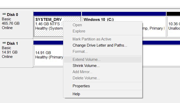 Ampliar volumen atenuado en Windows 10 pic1