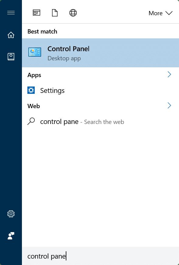 solución para no poder cambiar el navegador web o las aplicaciones predeterminadas de Windows 10 pic1