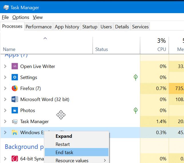Windows 10 muestra el icono de Ethernet en lugar de Wi Fi pic1