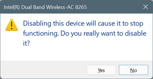 activar o desactivar Wi-Fi en Windows 11 pic5