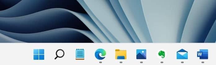 agregar el icono de búsqueda de nuevo a la barra de tareas de Windows 11 pic3